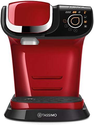 Bosch TAS6502 Tassimo My Way 2 - Electrodomésticos rojo: Amazon.es ...