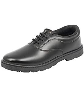 610cb57b64964 Lakhani Boys Black School Shoes  Buy Online at Low Prices in India ...