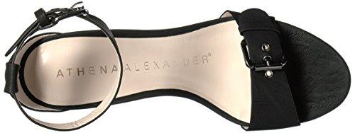 Black Makkenzie Women Dress Alexander Sandal Athena wqna68wA