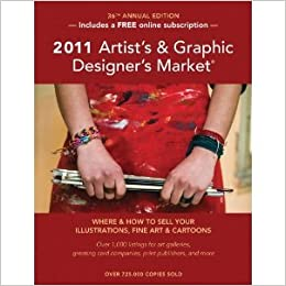 [2011 ARTIST'S AND GRAPHIC DESIGNER'S MARKET (ANNUAL)]2011 Artist's and Graphic Designer's Market (Annual) By Editors, Of Writer's Digest Books and(Author)Paperback(2011 Artist's and Graphic Designer's Market (Annual)) on 15 Nov-2010