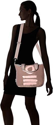 Nylon Mhz Beige Taupe Oilily Handbag Fun Sac S5w1cW4RqF