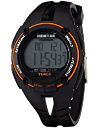 Mens T5K156 Ironman 50-Lap Full-size Resin Strap Watch