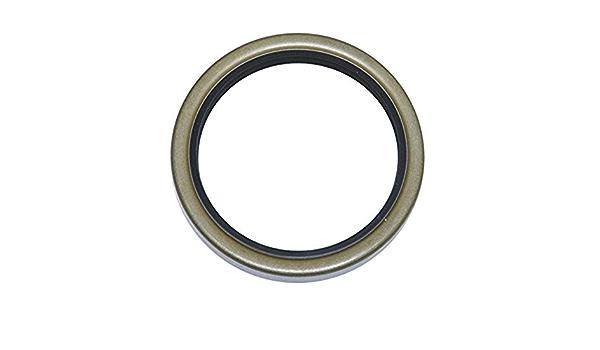 Buna Rubber TC Type TCM 63X80X8TC-BX NBR //Carbon Steel Oil Seal 2.480 x 3.150 x 0.315