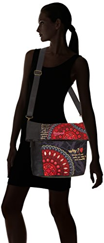 Desigual Ibiza Bolas Rojas Cross Body Bag fa60cf8035f