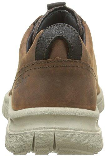Legero Herren Campo 700534 Sneaker Braun (MUSTANG 48)