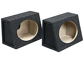 Atrend 6x9pr B Box Series 6 X 9 Inches Pair Speaker Box With Speaker Terminal 1