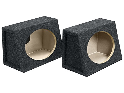 Atrend 6X9PR B Box Series 6 x 9 Inches Pair Speaker Box with Speaker Terminal