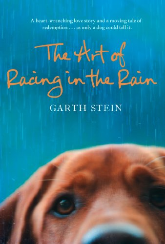 The art of racing in the rain kindle edition by garth stein the art of racing in the rain by stein garth fandeluxe