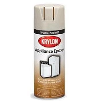 Krylon Appliance Epoxy Paint Almond Lot Of Bathroom Sink - Epoxy paint for bathroom sink