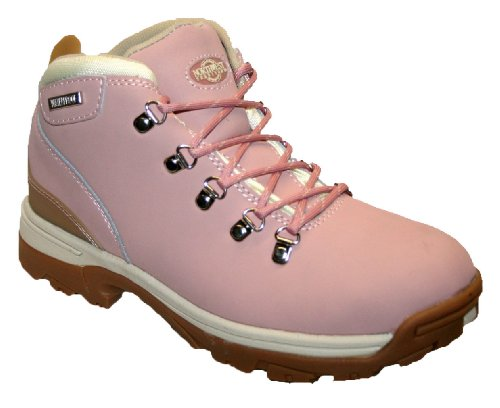 Northwest Territory - Chaussures de Randonnée pour femme (Marche et Randonnée, waterproof) - Rose - UK5 - 38 EU