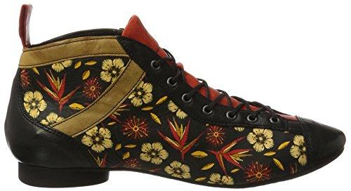 sz 181288 Guad 09 Sz Desert Women''s Boots kombi Think 09 Multicolour kombi ZRaYqxwE