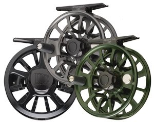Evolution Spools (Ross Evolution LT Spool Black, 1/2-4wt.)