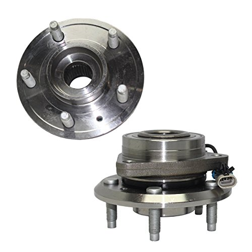 Brand New (Both) Front Wheel Hub and Bearing Assembly for For - 2012-2015 Chevy Captiva Sport - [2007-2009 Chevy Equinox] - 2007-2009 Pontiac Torrent - [2008-2010 Saturn Vue] - 2007-2009 -