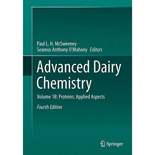 Advanced Dairy Chemistry: Volume 1B: Proteins: Applied Aspects (Hardcover)