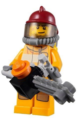 LEGO City 4427  Todoterreno de Bomberos Amazones Juguetes y juegos
