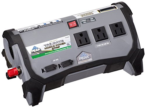 Peak PKC0BO 400-Watt Tailgate Power Inverter]()