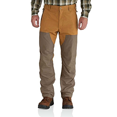 Carhartt Men's 102282 Upland Relaxed Fit Field Pant - 34W x 30L - Canyon Brown