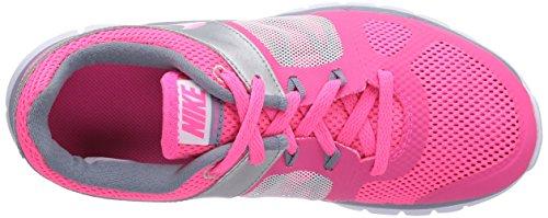 Nike Flex 2014 Rn - Zapatillas de running Bebé-Niñas Rosa (Hypr Pnk/Hypr Pnk-Mgnt Gry-Mtl)