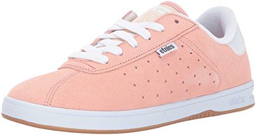etnies The Scam W's, Zapatillas de Skateboarding para Mujer Rosa (Pink)