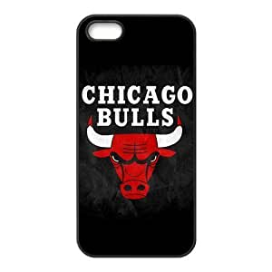 meilinF000NBA Chicago Bulls Logo High Quality Inspired Design TPU Protective cover For iphone 4/4s iphone5-NY298meilinF000