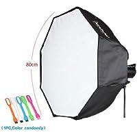 Godox Photo Studio Octagon Umbrella Softbox 80cm/31.5in with Bowens Mount Speedring for speedlite