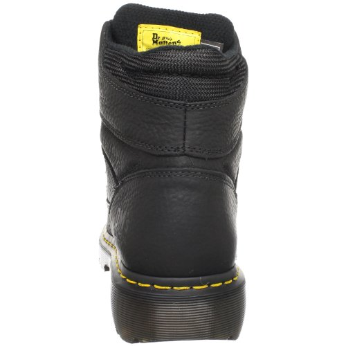 Dr. Martens Ironbridge seguridad Toe Boot Negro