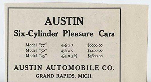 Review 1912 Detroiter Touring Detroit