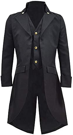 Ivay Tailcoat Vintage Steampunk Victorian product image