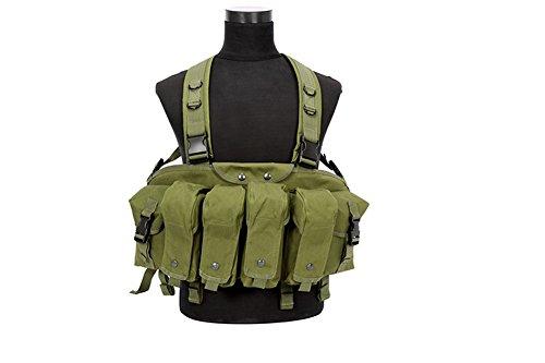 KENMAX AK Chest Rig(Green)