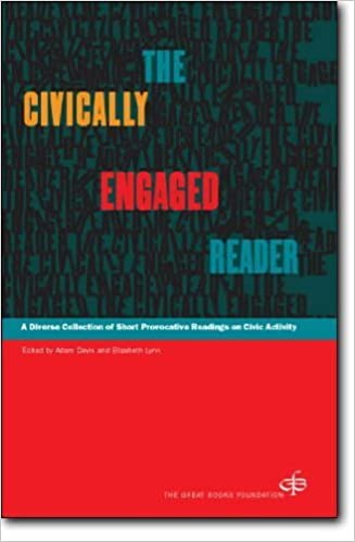 ??PORTABLE?? The Civically Engaged Reader: A Diverse Collection Of Short Provocative Readings On Civic Activity. hours Offering Discover SERIES atras