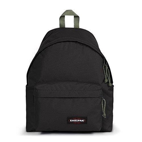 Eastpak Women's Padded Pak'r Backpack, Black Moss, One Size