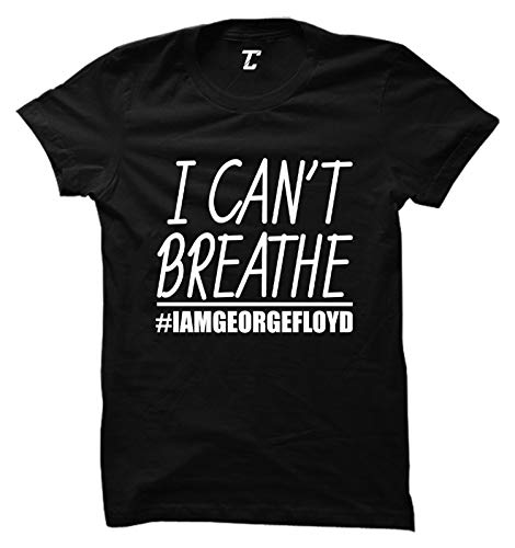 I Can't Breathe – George Floyd Justice Women's T-Shirt