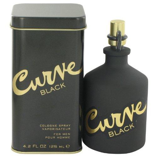 Curve Black by Liz Claiborne Cologne Spray 125 ml for Men by Liz Claiborne