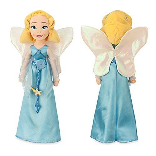 Official Disney Pinocchio 50cm Blue Fairy Soft Plush Toy