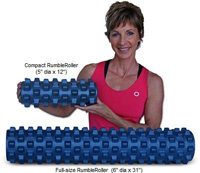 世界的に 【2サイズセット】ランブルローラー/Rumble Roller B009TMEVKK トリガーポイント 筋膜リリース Roller ストレッチローラー (スモール/ロング スタンダード) B009TMEVKK, ハンドルキング:9a5ad662 --- arianechie.dominiotemporario.com