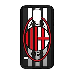 AC Milan Samsung Galaxy S5 Cell Phone Case Black Exquisite gift (SA_542060)