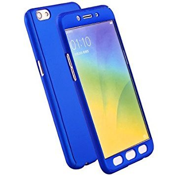 the latest c234e 98a72 VIVO Y53 360 blue cover Protection Cover: Amazon.in: Electronics