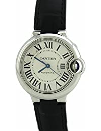 Ballon Bleu swiss-quartz womens Watch W6920085 (Certified Pre-owned)