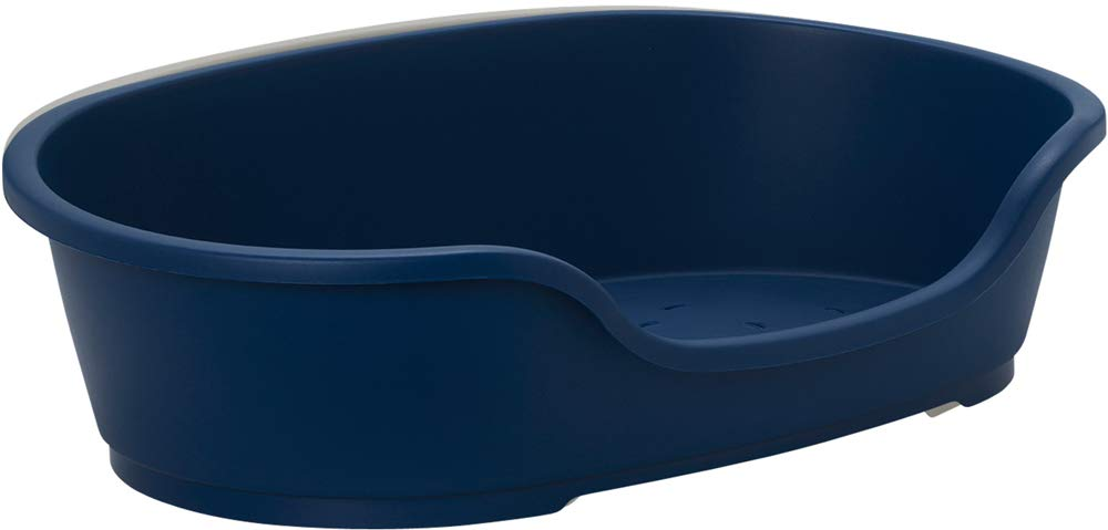 Do Not Disturb Plastic Dog Bed No6 Blue 95cm H290-21 SHAZO 510139