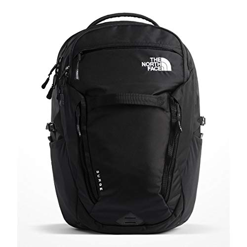(The North Face Women's Surge Backpack, TNF Black - OS)