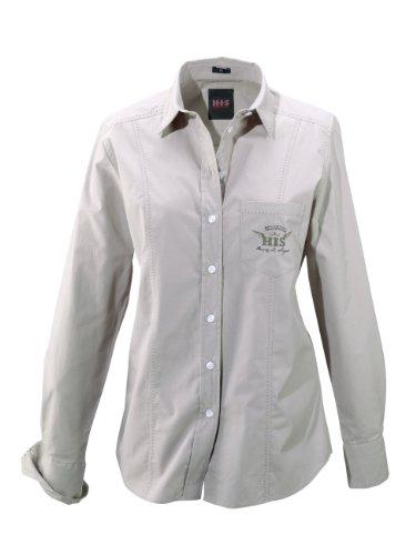 Camiseta de manga larga para sus rayas 8037;light talla M - 806156 - HIS-113-04-002 Luz De Color Caqui