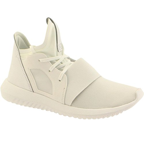 the best attitude 8bb93 9fef9 Galleon - Adidas Originals Women s Tubular Defiant W Fashion Sneaker, Core  White Core White Black, 8.5 M US