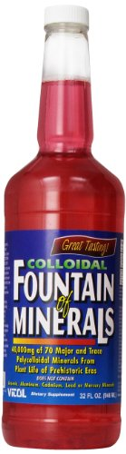 Vitol Colloidal Fountain Of Minerals, 32oz Bottle (Colloidal Fountain)