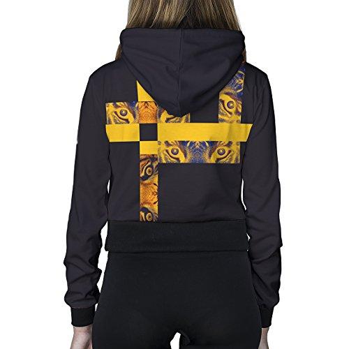 WooHoo Girl - Sudadera con capucha para Mujer -Smize