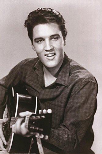 Elvis Presley  Music 24x36 Poster Art Print