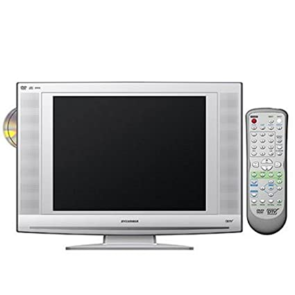 Amazoncom Sylvania Ld200sl8 20 Inch Lcd Tv With Built In Dvd