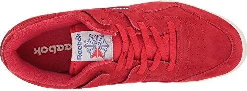 Reebok Heren Workout Plus Vintage Oer Rood / Krijt