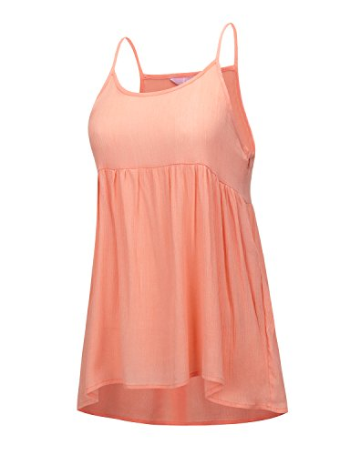 coral tops for women - 6