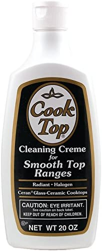 ELCO LAB Cook Top Clean Cream, 20 ounces