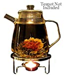 Multi-Purpose Teapot Warmer Stand with tea light